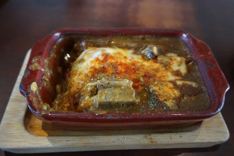 焗烤牛肉咖哩飯