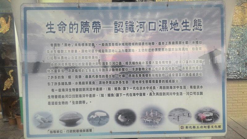 王功蚵藝文化館展示2