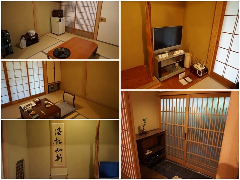 夢想園日式客房