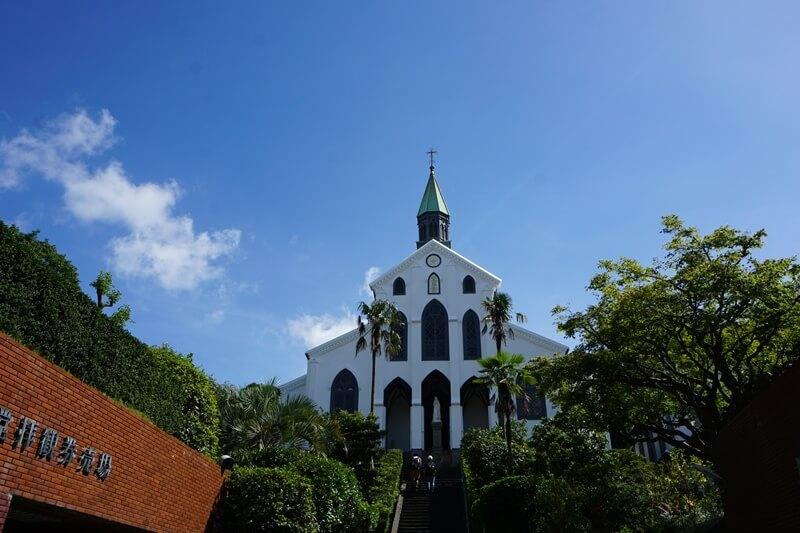 長崎的大浦天主堂