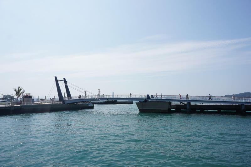 西海岸可動橋